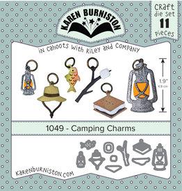 Karen Burniston Karen Burniston Camping charms 1049
