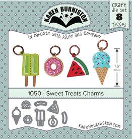 Karen Burniston Karen Burniston sweet treats charms 1050