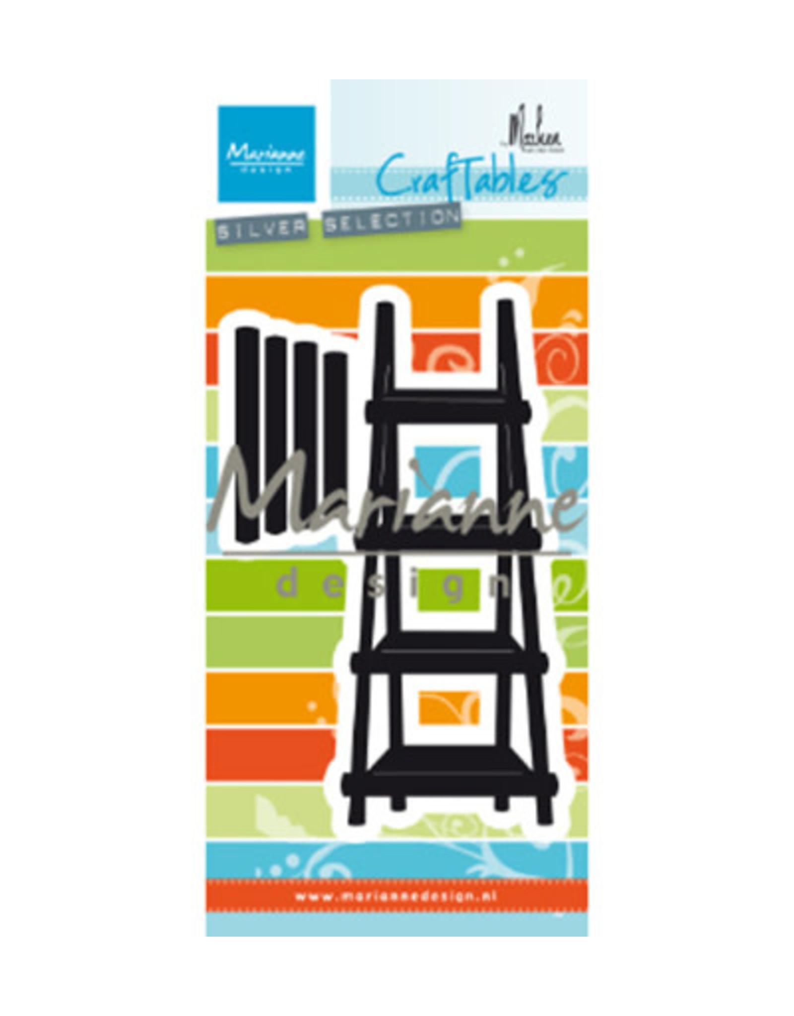 Marianne Design Marianne D Craftable Marleen's planken CR1463 45.5x111mm