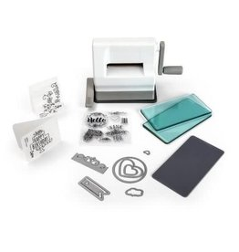 Sizzix Sizzix Sidekick Starter Kit - White & Gray 661770