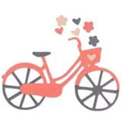 Sizzix Sizzix ThinLits Bicycle
