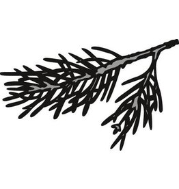Marianne Design Marianne D Craftable Tiny's Pine tree branch CR1378