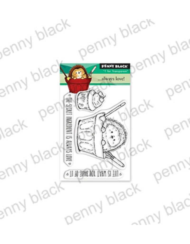 penny black Penny Black mini clear set always Love 30-536