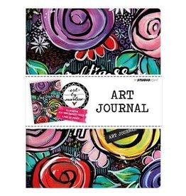 Studio Light Studio Light Ringband Journal A4 Art By Marlene 3.0 nr.04 JOURNALBM04