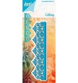 Joy Craft Joy Crafts Randen, hoeken Noor - Border blauw 6002/1257