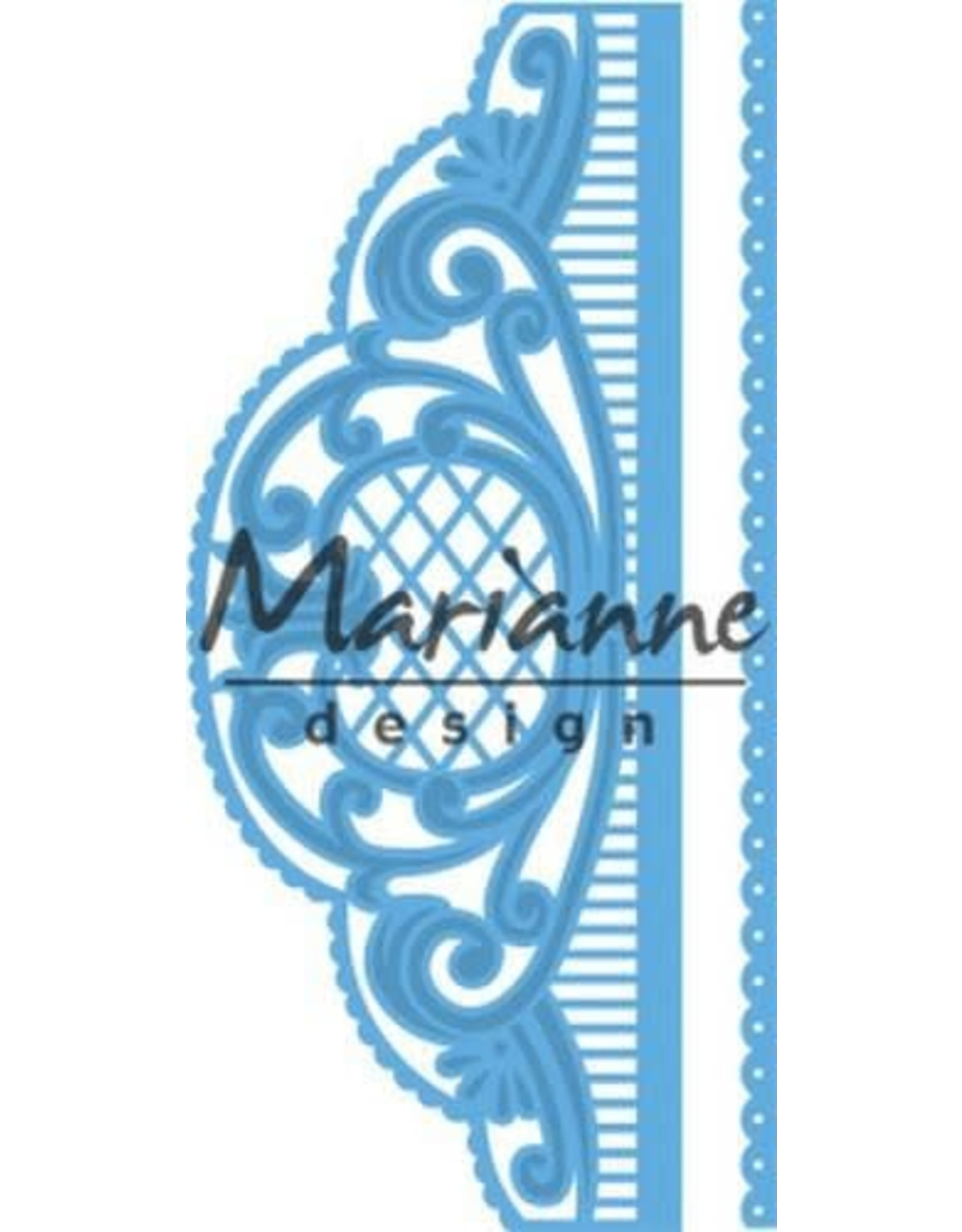 Marianne Design Marianne D Creatable Anja's border LR0525 3x135 - 51x135mm