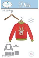 Elizabeth Craft Designs Elizabeth Craft Designs Winter Sweater 1240