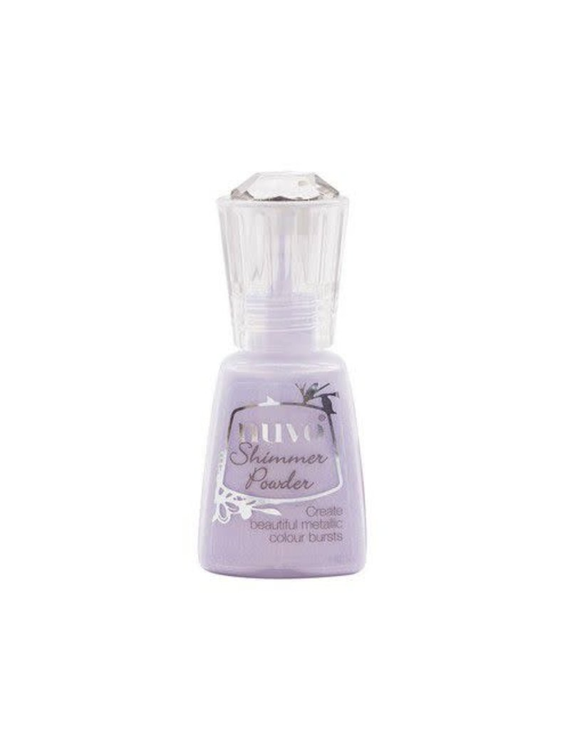 Nuvo by tonic Nuvo Shimmer powder - lilac waterfall 1216N