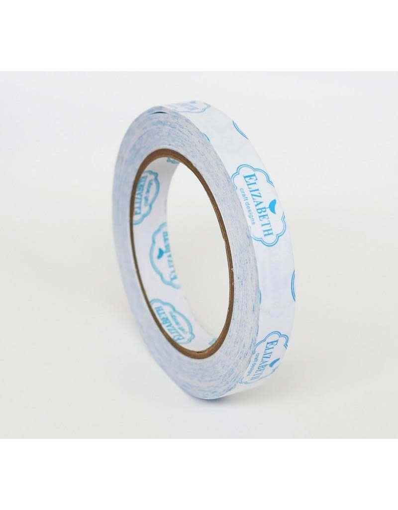 """Elizabeth Craft Designs Elizabeth Craft Designs Clear Double adhesive 15mm - 0.6"""" (25m/27yrd) 511"""