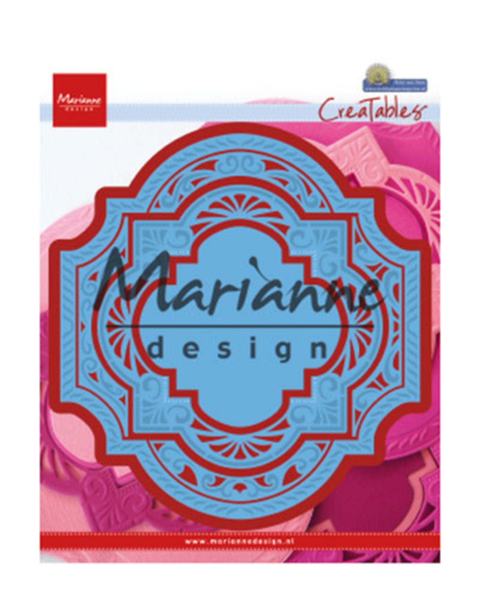 Marianne Design Marianne D Creatable Petra's magnificent die LR0593