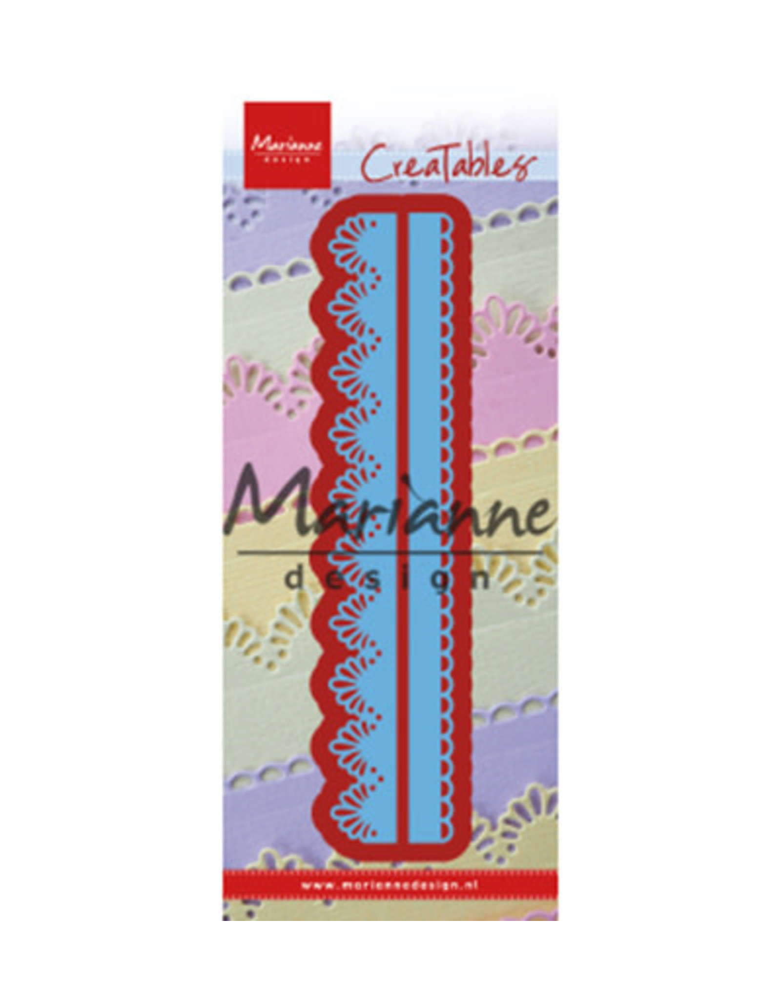 Marianne Design Marianne D Creatable Sweet borders (2) LR0599