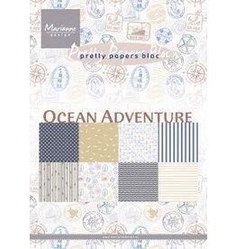 Marianne Design Marianne D Paperpad Ocean Adventure A5 PK9162 A5