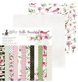 Piatek Piatek13 - Paper pad Hello Beautiful 12 P13-206 12x12