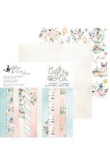 Piatek Piatek13 - Paper pad Cute & Co. 12 P13-225 12x12