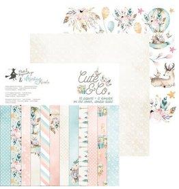 Piatek Piatek13 - Paper pad Cute & Co. 6 P13-226 6x6