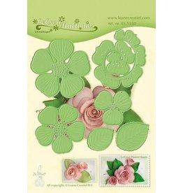 Lecrea design LeCrea - Lea'bilitie Multi die flower 016 Rose 3D mal 45.5350