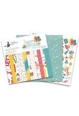 Piatek Piatek13 - Paper pad Happy Birthday 6 P13-416 6x6