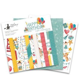 Piatek Piatek13 - Paper pad Happy Birthday 12 P13-415 12x12