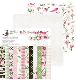 Piatek Piatek13 - Paper pad Hello Beautiful 6 P13-207 6x6