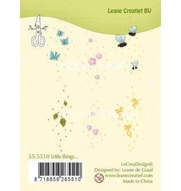 Lecrea design LeCrea - Clear stamp Little things ……. 55.5510