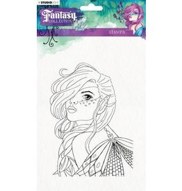 Studio Light Studio Light Clearstempel A5 Fairy Fantasy Collection nr.372 STAMPFC372