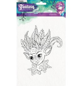 Studio Light Studio Light Clearstempel A5 Fairy Fantasy Collection nr.374 STAMPFC374