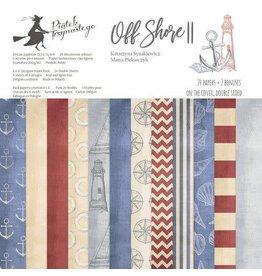 Piatek Piatek13 - Paper pad Off Shore II 6 P13-300 6x6