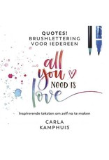 Kosmos Kosmos Boek - All you need is love Kamphuis, Carla