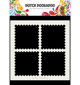 Dutch Doobadoo Dutch Doobadoo Vierkanten, frames Mask Art Postal Stamps 470.715.616