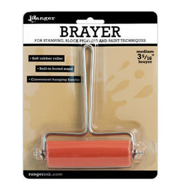 "Ranger Ranger Brayer, Medium 3-5/16"" W/Handle"