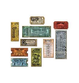 Sizzix Sizzix Framelits Ticket Booth 662698