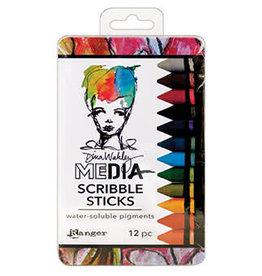 Ranger Ranger Dina Wakley Media Scribble Sticks 2
