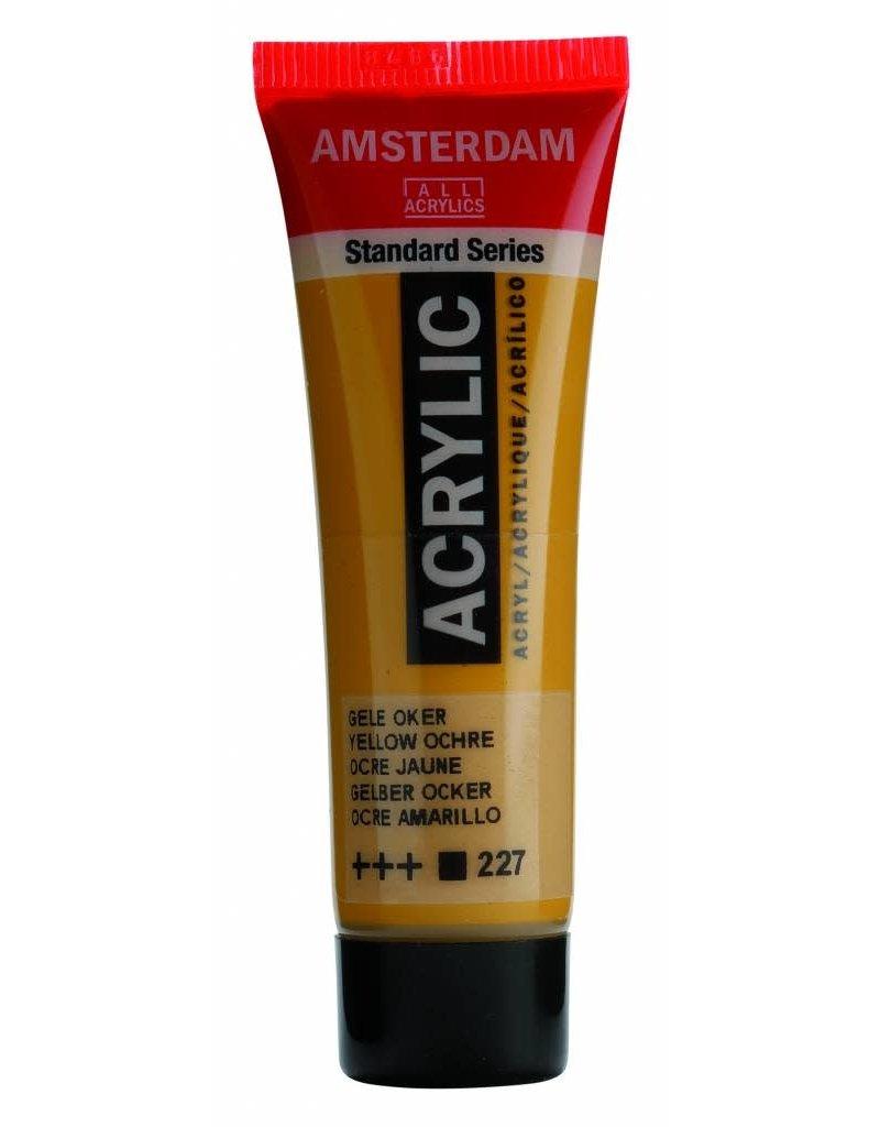 Amsterdam Amsterdam Acrylverf 20 ml Tube Gele Oker