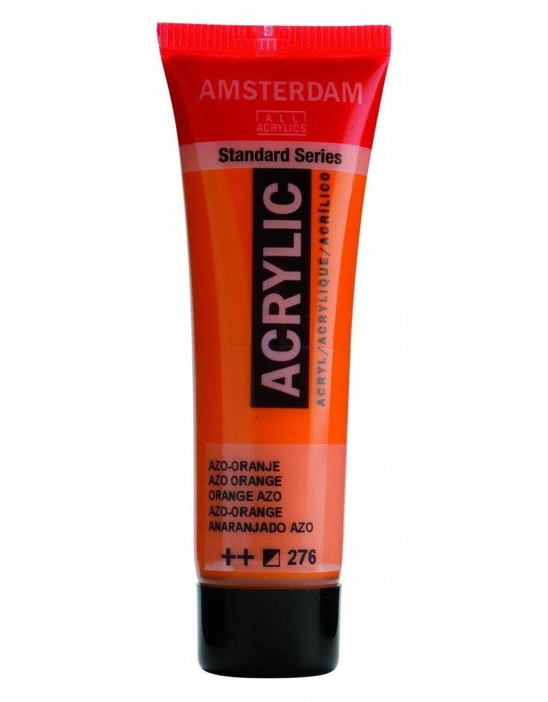 Amsterdam Amsterdam Acrylverf 20 ml Tube Azo Oranje