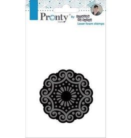 Pronty Pronty Foam stamp Mandala 3 494.905.003 by Jolanda