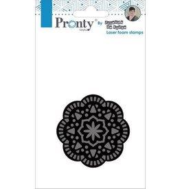 Pronty Pronty Foam stamp Mandala 2 494.905.002 by Jolanda