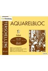 Terschelling Schut Terschelling Aquarelblok glad 30x40cm 300 gram - 20 sheets