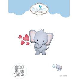 Elizabeth Craft Designs Elizabeth Craft Designs Elephant 1663