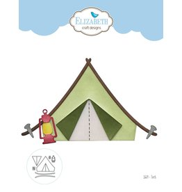 Elizabeth Craft Designs Elizabeth Craft Designs Tent 1669
