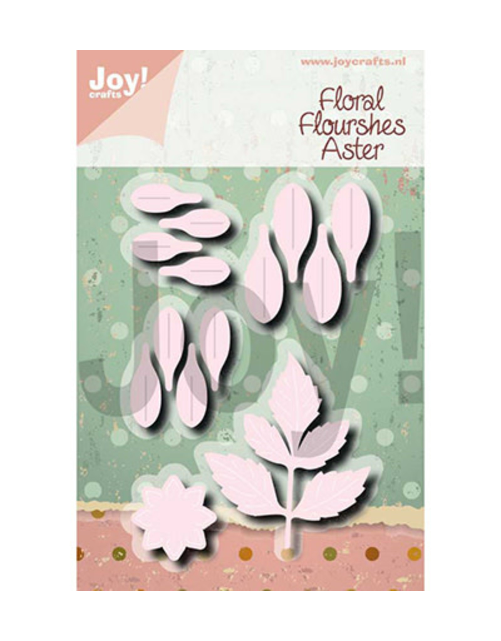 Joy Craft Joy Crafts Bloemen Noor - Aster 6002/1253