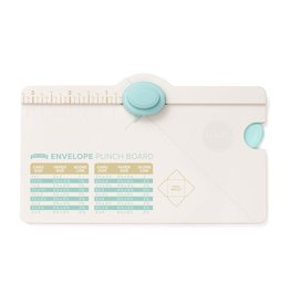 We R Memory keepers We R Memory Keepers mini envelope punch board