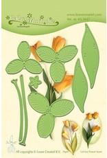 Lecrea design LeCrea - Lea'bilitie Multi die flower 017 Tulp 3D 45.5657