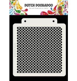 Dutch Doobadoo Dutch Doobadoo Dutch Mask Art Schubben 163x148mm 470.715.140