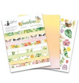 Piatek Piatek13 - Paper pad Sunshine 6x8 Sunshine P13-SUN-10 6x8