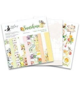 Piatek Piatek13 - Paper pad Sunshine 6 Sunshine P13-SUN-09 6x6