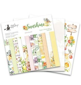 Piatek Piatek13 - Paper pad Sunshine 12 Sunshine P13-SUN-08 12x12