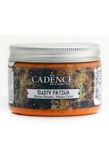 Cadence Cadence rusty patina verf Oranje 150 ml