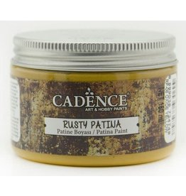 Cadence Cadence rusty patina verf Oxide geel  150 ml