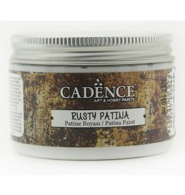Cadence Cadence rusty patina verf Wit  150 ml