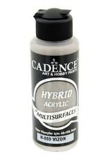 Cadence Cadence Hybride acrylverf (semi mat) Mink - grijs 120 ml